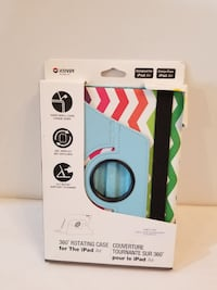 Brand New 360° ROTATING case for ipad air Brampton, L6Z 4B9