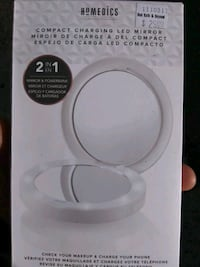 Portable 2 in 1 charger and led mirror Albuquerque, 87110