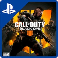 Call of Duty: Black Ops 4 / PRECINTADO / PS4 Port de Sagunt