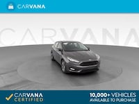 2016 Ford Focus SE Hatchback 4D Phoenix, 85008