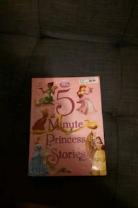Kids disney princess book Brampton, L7A