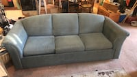 gray fabric 3-seat sofa Anchorage, 99501
