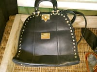 black studded leather purse Kelowna, V1Z 3G2