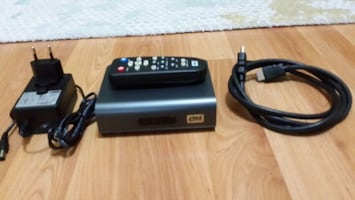 Tv Box ( smart olmayan tv yi smart tv yapar)