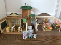 Lot of Calico Critters Toys with Koala Family Los Angeles, 90272