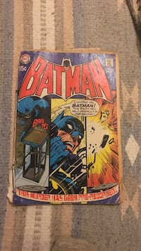 Dc comic batman comic book Broadview Heights, 44147