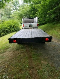 black flatbed trailer Great Falls, 22066