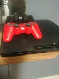 Ps3 two controllers needs cords Toronto, M5G 2M9