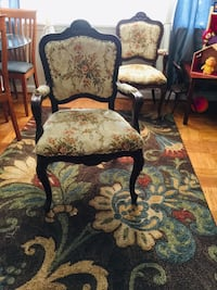 Antique Hand Carved French Provincial Chairs Falls Church, 22042