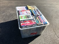 Over 100 DVDs and Blu-Rays Olney, 20832
