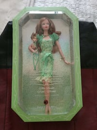 Collector Barbie August New Westminster, V3L 5E8