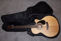 Jasmine acoustic guitar, soft case, and capo  Springfield, 22152