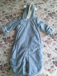 Baby Gap Fleece Snowsuit