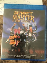 Puppet master the legacy Blu-ray Winnipeg, R2C 3J4