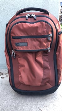 REI luggage backpack with wheels San Francisco, 94116