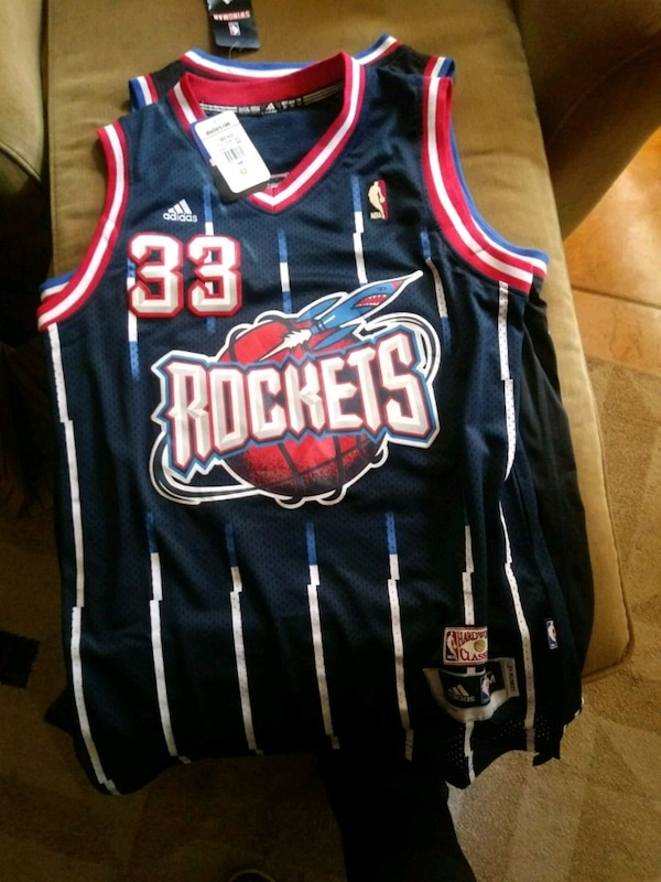 57ac6455912 Used Houston Rockets Pippen Throwback Size M for sale in Santa Cruz ...