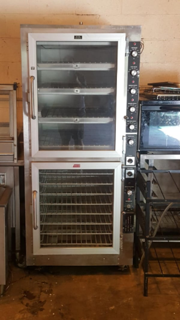 Piper Convection oven with Proofer 9a426c74-0d47-4cce-879e-93f7b4729a15