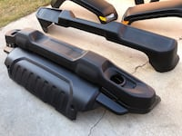 Jeep Wrangler JL complete set up bumpers and fenders Norwalk, 90650