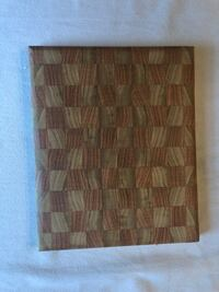 Hand made wooden cutting board Jacksonville, 32225
