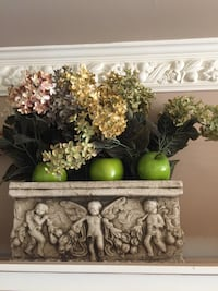 Decorative floral arrangement with planter  Vaughan, L4L 4Y7