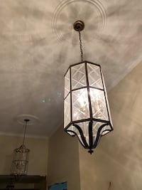 Light fixture chandelier v