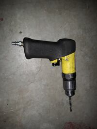 "Snap On 3/8 "" Reversable Drill Hi-Vis with boot"