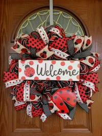 Custom wreaths by Crafty Therapy by Lorraine  Commack, 11725