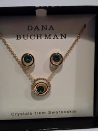 New Dana Buchanan Jewelry Set   West Springfield