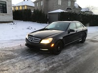 Mercedes C250 4MATIC day rental for 54$/Location par jour Montréal
