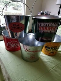 Beer/Drink buckets Germantown
