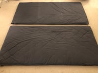 2x EMOOR Japanese Traditional Futon Mattress Classe with Cover Jersey City, 07306
