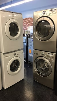 Sets of washers/dryers set  Toronto, M3J 3K7