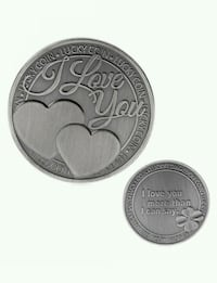Love Romance Coin Los Angeles