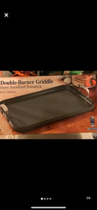 New Roasting Pan and Double Frying Grill Woodbridge, 22191