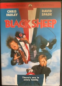 Black Sheep DVD Chris Farley Lebanon
