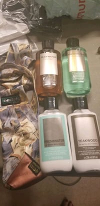 Bath & Body Works items for Men.  New Edmonton, T6M 2G7
