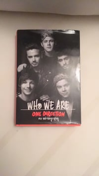 Who we are One Direction Autobiography White Rock, V4B 2L6