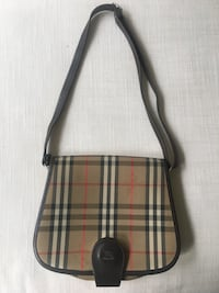 Vintage Burberry Crossbody/Shoulder Bag!!! Chevy Chase, 20815