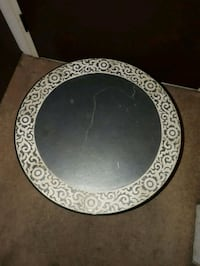 Pier one import ceramic table