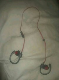 black and red Beats by Dr Fairmount Heights, 20743