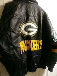 Official NFL Leather jacket Woonsocket, 02895