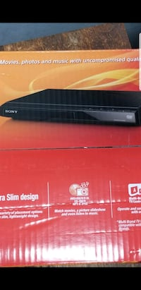 Sony DVD Player DVP-SR210P Gaithersburg, 20877