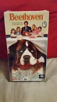 Beethoven VHS Movie Wilmington, 28411