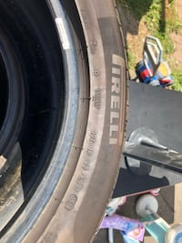 Used tires for sale 3 in good condition run flats  Pickering, L1W 1G9