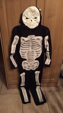 Skeleton - Medium for 5-7 year old
