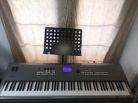 Yamaha MM8 keyboard  Brampton