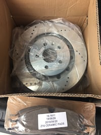Brake rotors and pads Westminster, 21158