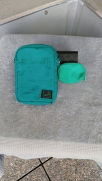 Carry pouch & lipstick holder