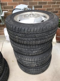 Tires set of 4 Toronto, M1E 2E2