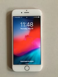 silver iPhone 6 with black case Annandale, 22003